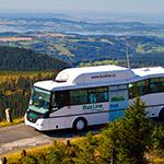 Výlet kprameni Labe autobusem zRokytnice nad Jizerou