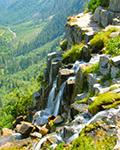 Pančavský vodopád– zajímavosti vokolí pramene Labe