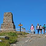 Výlet kprameni Labe pěšky zRokytnice nad Jizerou